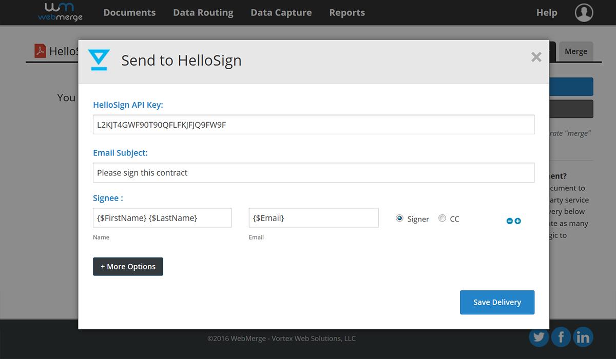 hellosign signature